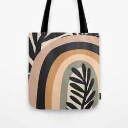 Abstract Art Rainbow 2 Tote Bag