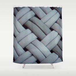 Oh, braid! Shower Curtain