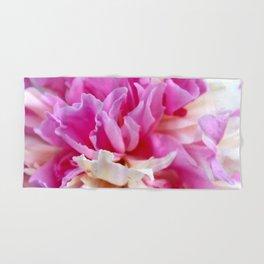 pink flower Hand & Bath Towel