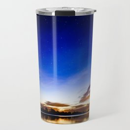 Colorful heaven Travel Mug