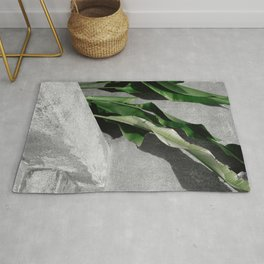 By The Leaves Rug
