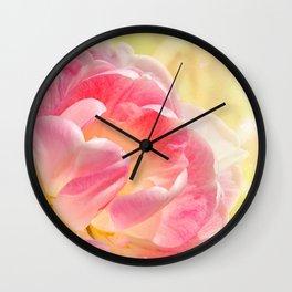 Parrot Tulip Wall Clock