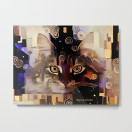 Hypnotique Metal Print