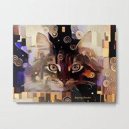 Hypnotique Metal Print