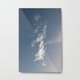 Lonely as a cloud Metal Print