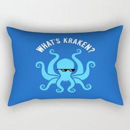 What's Kraken? Rectangular Pillow