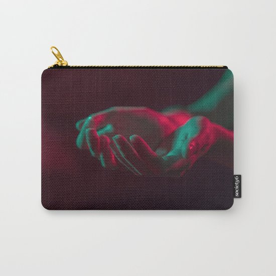 Hands 2 Carry-All Pouch