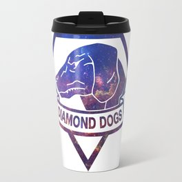 Diamond universe Travel Mug