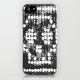 Crochet Impressions: SKULL iPhone Case