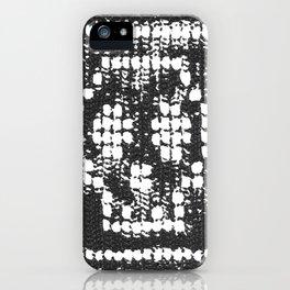 Crochet Impressions: SKULL iPhone Case