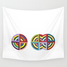 Protractor Wall Tapestry