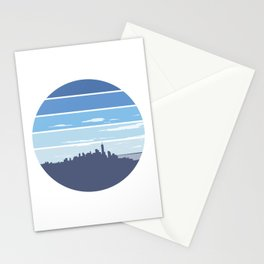 New York in the Spring Stationery Cards