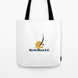 Myrtle Beach - South Carolina. Tote Bag
