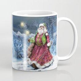 Fux Fur Santa Coffee Mug