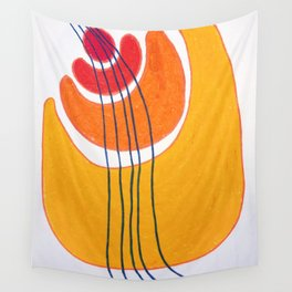Pebble Hugs Wall Tapestry