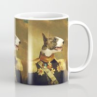general Mugs featuring General Bully by Bakus