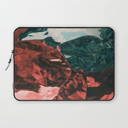 Color of the day is red Laptop Sleeve