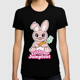 Little Miss Jumpfoot T-shirt