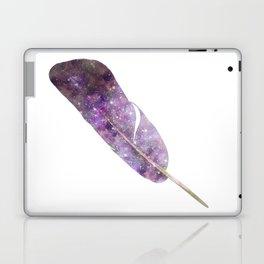 Cosmic Feather Laptop & iPad Skin