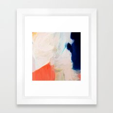 Genna Framed Art Print
