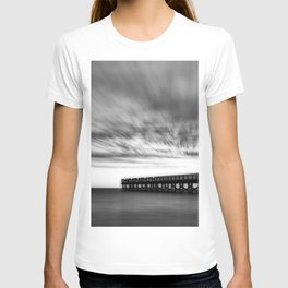 Moody days of winter T-shirt
