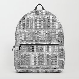 The Library II Backpack