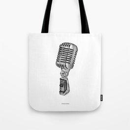 Spoken words Tote Bag