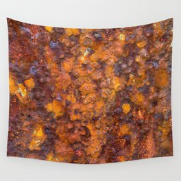 Heavy Rust Wall Tapestry