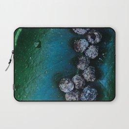 Life On A Leaf II Laptop Sleeve