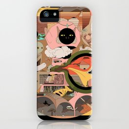 Leisureos iPhone Case