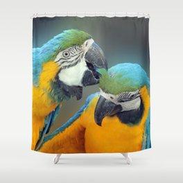 Love forever Shower Curtain