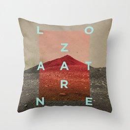 Lanzarote1 Throw Pillow