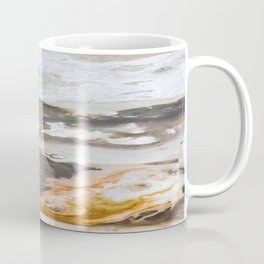 Yellowstone National Park - Thermophiles, Norris Geyser Basin Coffee Mug