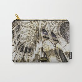 Cathedral Architecture Art Carry-All Pouch