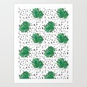 Monstera Dot Spots by katrinaward