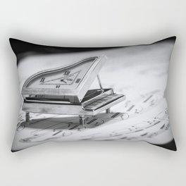 Piano Time Rectangular Pillow
