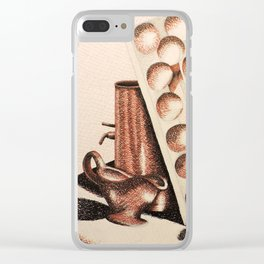 Saturated Clear iPhone Case