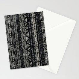 Mud Cloth Stripe Stationery Cards