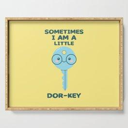 Dor-Key Serving Tray