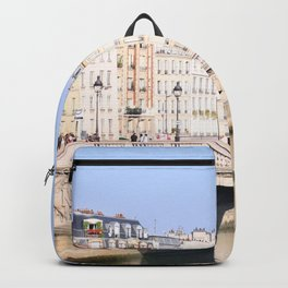 Bridge of Paris Backpack