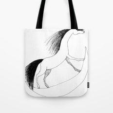 Horsie Tote Bag