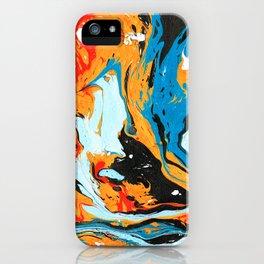 Magic Marble 1 iPhone Case