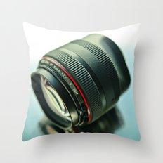 85mm f/1.2L Throw Pillow