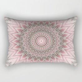 Lovable edginess - Mood mandala Rectangular Pillow