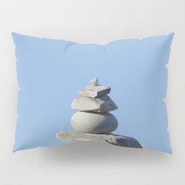 Stone on stone,  tranquility Pillow Sham