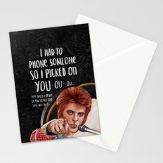 I Had To Phone Someone So I Picked On You Stationery Cards