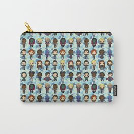 Assemble [blue] Carry-All Pouch