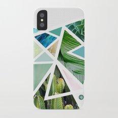 Triangular nature Slim Case iPhone X