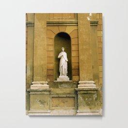 Vatican Museum Metal Print