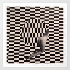 Dimensional Art Print